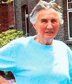 87-jarige ligt uren in brandend huis in Overpelt