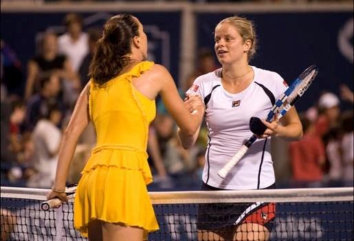 Kim Clijsters virtueel 185ste op WTA-lijst