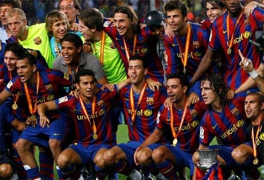Barça zet Spaanse Supercup in de kast
