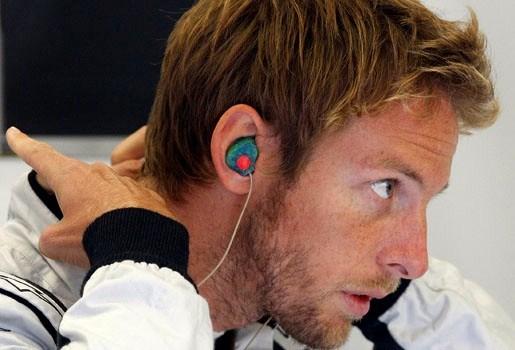 """Jenson Button vreest voor """"desastreuze"""" GP van België"""