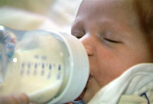 Baby weegt 6,7 kilogram bij geboorte