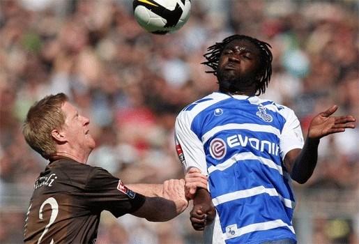 Club Brugge werft Kameroener Dorge Kouemaha aan