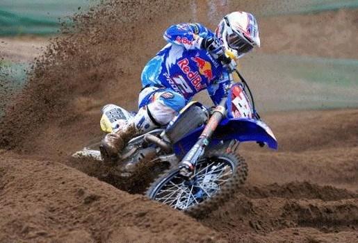 Antonio Cairoli wereldkampioen motorcross