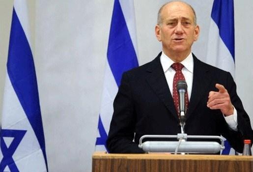 Ehud Olmert officieel beschuldigd van corruptie