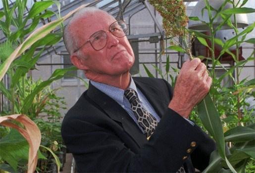 Nobelprijswinnaar Norman Borlaug (95) overleden