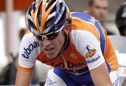 Kai Reus wint in Ronde van Groot-Brittannië