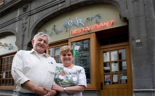 't Kiekekot in Antwerpen bestaat halve eeuw