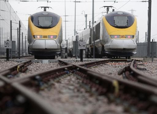 Eurostar schrapt in aantal ritten om kosten te drukken