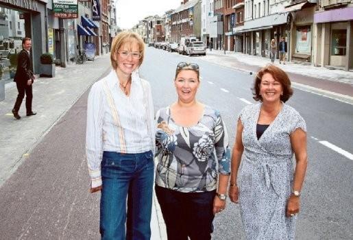 Middenstand vindt heraangelegde Dorpsstraat mooi en veilig