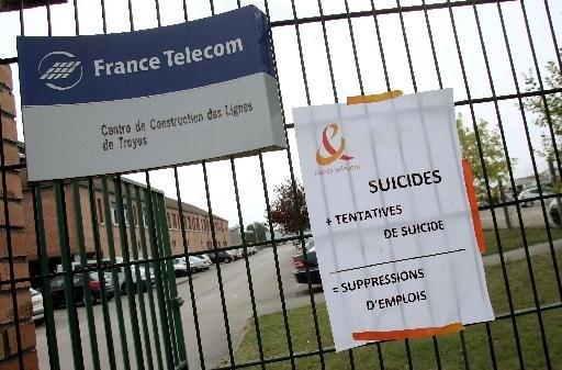 France Télécom moet zelfmoord bij werknemers indijken