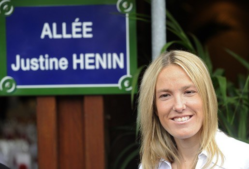 """Justine Henin kondigt comeback aan"""