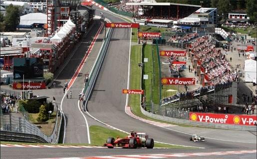 Spa-Francorchamps voorlopig verboden voor races