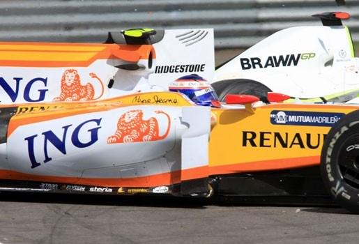 Renault verliest titelsponsor ING door 'crashgate'