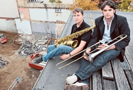 """""""Saxofoon klinkt beter dan drilboor"""""""