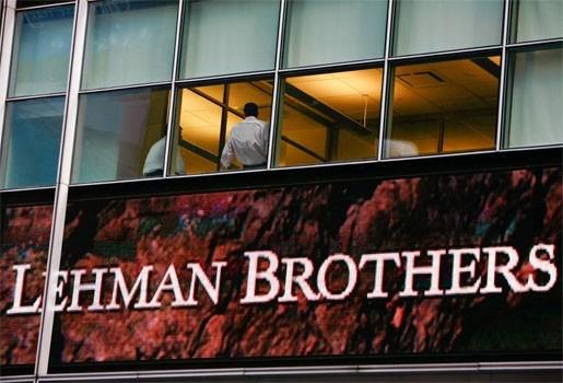 82 Belgische schadeclaims tegen Lehman Brothers