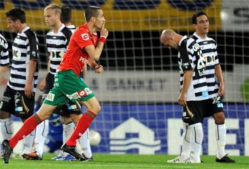 Gent verliest ook op Zulte Waregem: 3-1