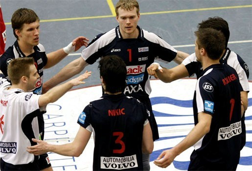 Topteams starten goed aan nieuw volleybalseizoen
