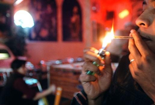 1 op de 25 mensen gebruikt cannabis