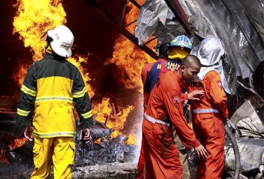 Zeker acht doden bij twee vliegtuigcrashes