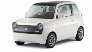 Honda EV-N: elektrisch stadswagentje - Video