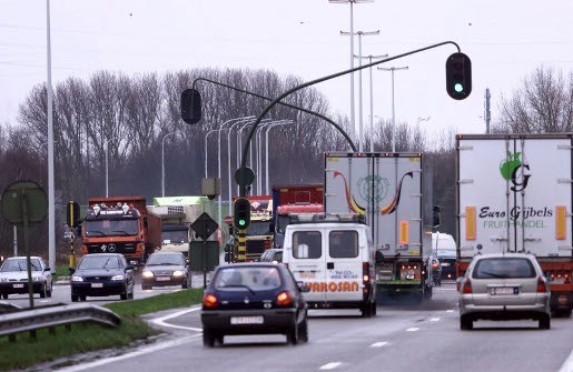 Mechelen kiest voor bruggen over gevaarlijke R6