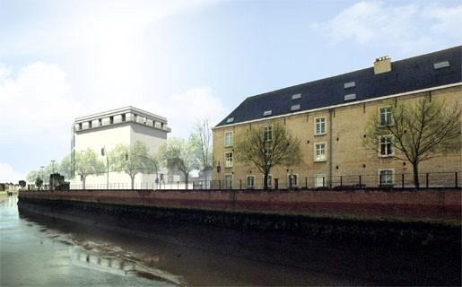 Aannemer sloopt Arresthuis voor Holocaustmuseum