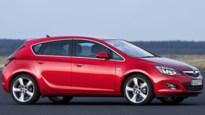 Opel Astra wint Gouden Stuurwiel