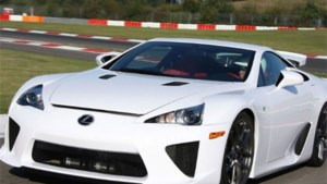 Video: de Lexus LF-A in actie