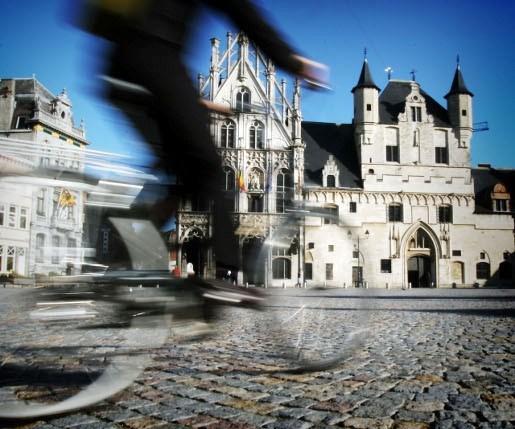 Mechelen gaat zelf fietsen verhuren