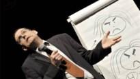 Acht zendt Humo's Comedy Cup uit