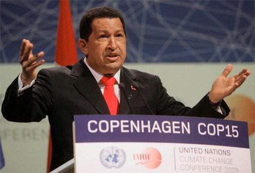 Chávez beschuldigt Nederland van hulp aan mogelijke invasie Venezuela