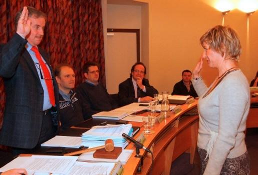 Nicole Schreppers (44)  nieuwe schepen voor Open VLD