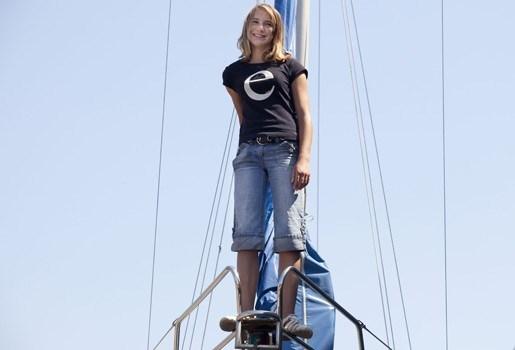 Zeilmeisje Laura Dekker (14) gevonden op Sint Maarten
