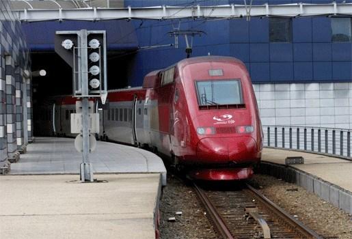 Vriesweer brengt nu ook Thalys-treinen in de problemen