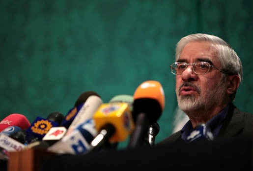 Neef van oppositieleider Moussavi doodgeschoten in Teheran
