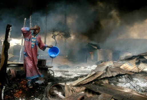 Religieus geweld in Nigeria laait op