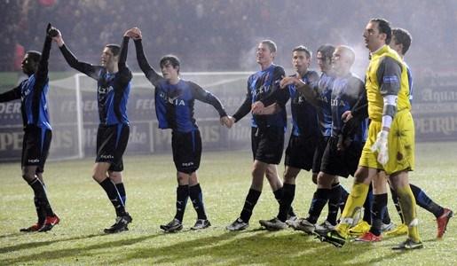 Club klopt Kortrijk met 1-4