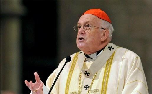 Aartsbisschop Danneels neemt afscheid in Mechelen
