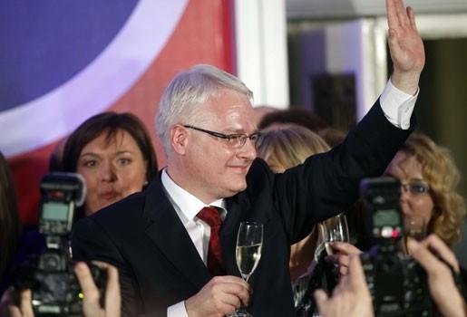 Josipovic nieuwe president Kroatië