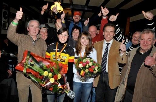 Lilse meisjes zegevieren op Belgisch kampioenschap
