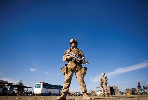 Drie Amerikaanse en één Franse soldaat gedood in Afghanistan