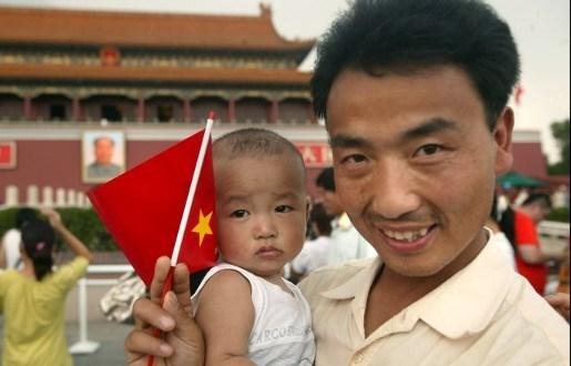 China telt te veel mannen