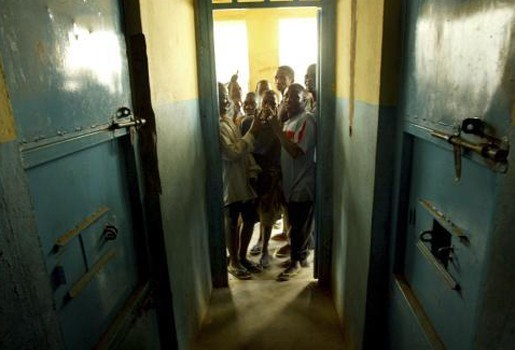 """""""Verwaarlozing gevangenissen in Congo is foltering"""""""