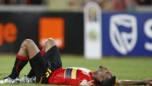 Angola out op Afrika Cup, Ghana naar 1/2de finales