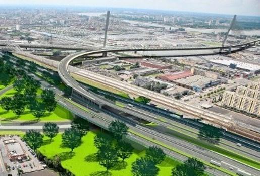 StRaten-generaal werkt aan tracé met vier of vijf tunnels voor Oosterweel