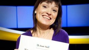 Linda De Win is 'De slimste mens ter wereld'