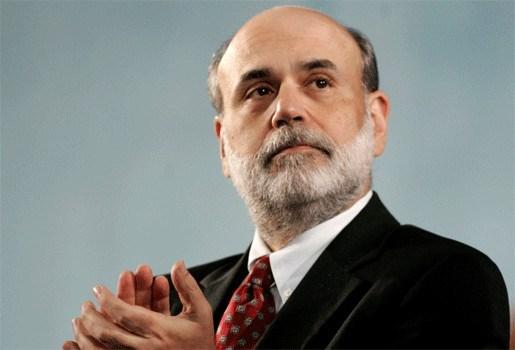 Ben Bernanke krijgt vertrouwen voor tweede termijn