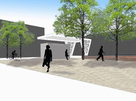 Pasbrug krijgt nieuw plein voor ruim 700.000 euro
