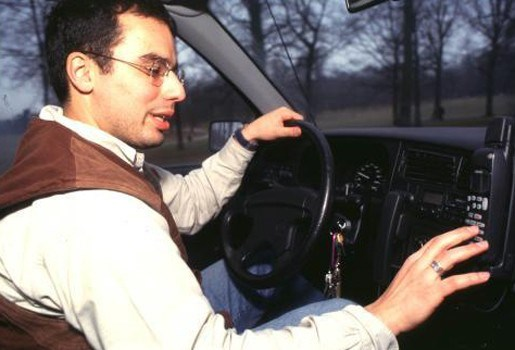 Evenveel ongevallen na gsm-verbod in auto