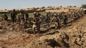 Militairen starten groot offensief in Afghanistan